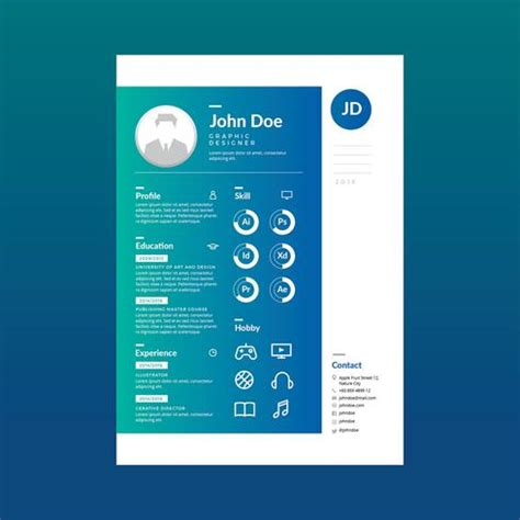 Free online template resume